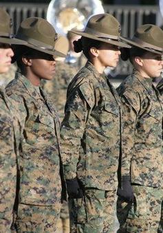 Quân đội Mỹ điều tra bê bối ảnh nhạy cảm của các nữ binh sĩ