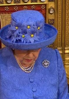 Nữ hoàng Anh đọc diễn văn khai mạc Quốc hội mới
