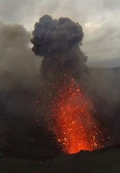 Hơn 6.000 người phải sơ tán do núi lửa phun trào tại Vanuatu