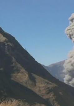 Indonesia ban bố cảnh báo cấp cao nhất về núi lửa phun trào tại Bali