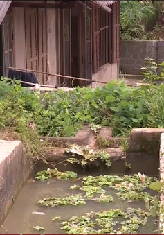 Hàng loạt công trình nước sạch bị xuống cấp