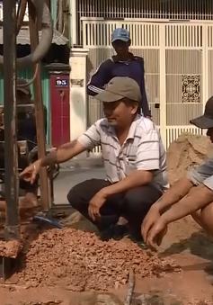 TP.HCM giảm tỷ lệ khai thác nước ngầm xuống 7 lần