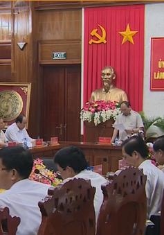 Thủ tướng làm việc với cán bộ chủ chốt tỉnh Hậu Giang