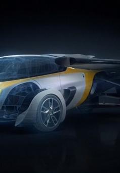 Độc đáo ô tô bay Aeromobil