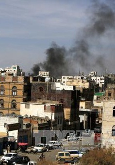 Không kích ở Yemen, nhiều dân thường thiệt mạng