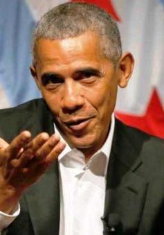 Cựu Tổng thống Mỹ Obama có thể bị cắt giảm lương hưu