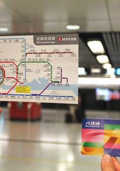 Kinh nghiệm dùng thẻ thông minh cho xe bus ở Hong Kong (Trung Quốc)