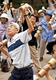 """Nhật """"bật mí"""" bí quyết sống thọ"""
