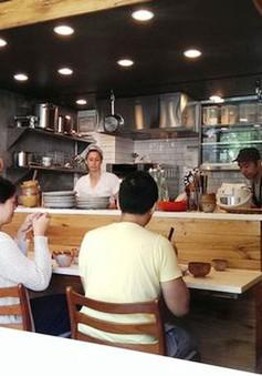 Nhà hàng không lãng phí ở New York, Mỹ