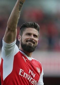 Mahrez gật đầu, Arsenal tính bán Giroud nếu được giá