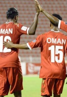 Vòng loại Asian Cup 2019: Choáng với chiến thắng 14-0 của Oman