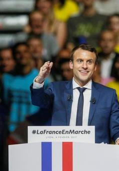 Tân Tổng thống Emmanuel Macron mang lại hy vọng cho người Pháp