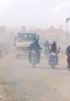 Ô nhiễm tới mức báo động ở Thủ đô Nepal