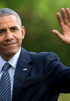 Người dân Mỹ ấn tượng sâu sắc về 2 nhiệm kỳ của ông Obama