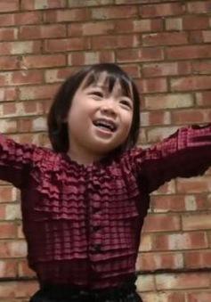 Trang phục origami thích nghi với sự phát triển cơ thể của trẻ