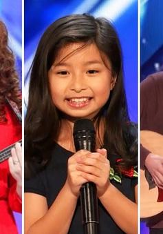 """Những giọng ca cực """"đỉnh"""" làm giám khảo America's Got Talent 2017 mê mệt"""