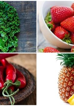 Để bổ sung vitamin C, bạn cần những thực phẩm này hơn cả cam, quýt