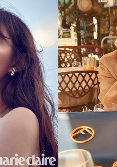 Sao Hậu duệ Mặt trời đọ sắc cùng bạn gái Lee Min Ho
