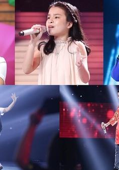 Giọng hát Việt nhí xuất hiện những thí sinh tưởng lạ mà quen đến không ngờ