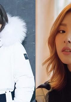 Shin Min Ah đọ độ lạnh lùng với Shin Se Kyung trên tạp chí