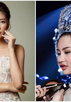 Bức xúc với BTC Hoa hậu Đại dương, Đặng Thu Thảo muốn trả vương miện