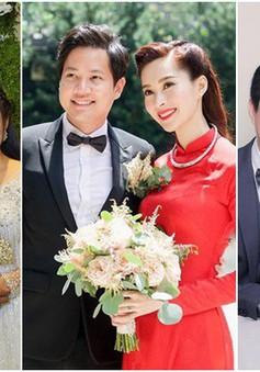 """Những đám cưới """"gây sốt"""" của sao Việt trong năm 2017"""