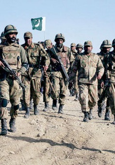 Pakistan phát động chiến dịch ngăn chặn IS