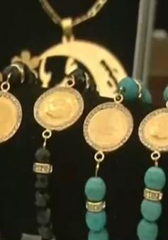 Palestine: Hội chợ hàng thủ công cho các phụ nữ nhân ngày 8/3