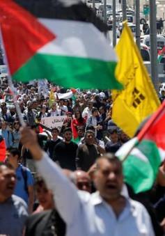 Gần 1.500 tù nhân Palestine tại Israel tuyệt thực