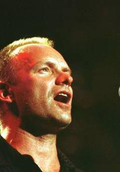 Sting được vinh danh tại Polar Music Prize