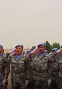 Phái bộ LHQ giảm nhân viên quân sự ở Darfur