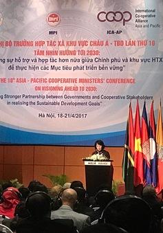 Hội nghị Bộ trưởng Hợp tác xã khu vực châu Á - Thái Bình Dương