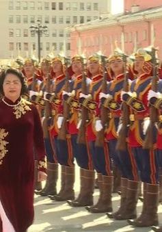 Phó Chủ tịch nước Đặng Thị Ngọc Thịnh thăm chính thức Mông Cổ
