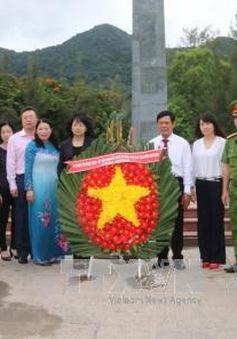 Lãnh đạo Đảng và Nhà nước tưởng nhớ ngày Thương binh liệt sỹ