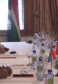 Phó Chủ tịch Quốc hội Đỗ Bá Tỵ thăm và làm việc tại Cộng hòa Nam Phi
