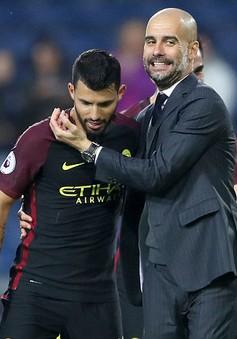 """Pep Guardiola lần đầu nhìn nhận việc """"tuột"""" Aguero"""