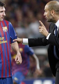 """Pep Guardiola lại """"động chạm"""" chuyện Ronaldo và Messi"""
