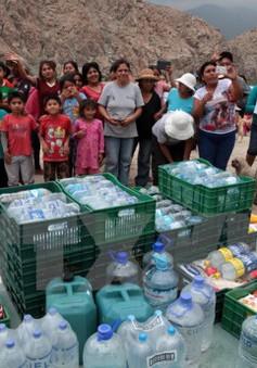 Cuba đề xuất cử đoàn cứu trợ y tế khẩn cấp tới Peru