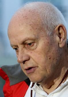 HLV ĐT Afghanistan Otto Pfister tự tin trước cuộc đối đầu với ĐT Việt Nam