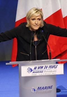 Ứng viên Tổng thống Pháp Marine Le Pen hủy cuộc gặp lãnh đạo Hồi giáo