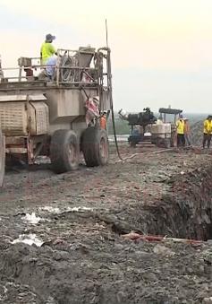 Phạt Công ty TNHH Xử lý chất thải Việt Nam gần 1,6 tỷ đồng