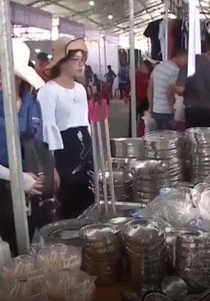 Đà Nẵng tổ chức phiên chợ dành cho công nhân, sinh viên