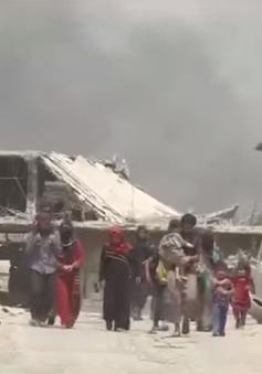 IS tăng số vụ đánh bom tự sát ở Mosul, Iraq