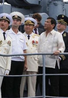 Hợp tác quân sự, Philippines - Nga vẫn khó trở thành đồng minh