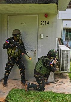 Singapore, Philippines tập trận chung