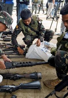 Philippines chiếm trung tâm chỉ huy tại Marawi