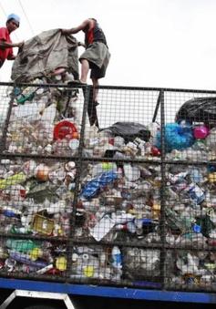 Hiểm họa từ tội phạm rác thải