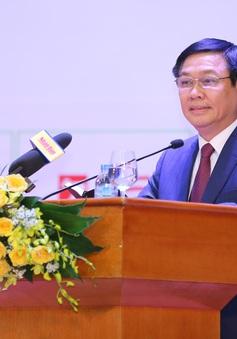 """PTTg Vương Đình Huệ: Sẽ luôn sát cánh, đồng hành cùng doanh nghiệp, khơi dậy """"làn sóng"""" khởi nghiệp"""