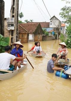 Làm gì để phòng chống dịch bệnh mùa mưa lũ?