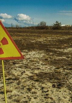 Bụi phóng xạ cao bất thường ở châu Âu